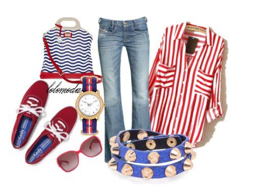 #Casual #fashion for #woman: http://lolomoda.com/spring-fashion-casual-wear2014/