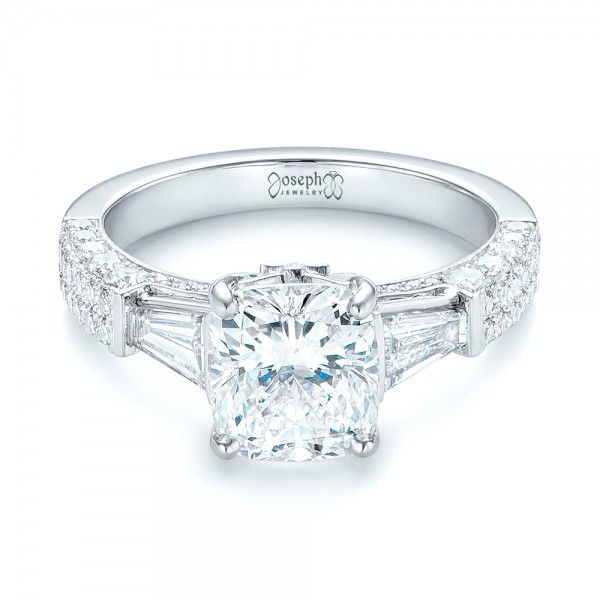 60 best Three Stone Engagement Rings images on Pinterest