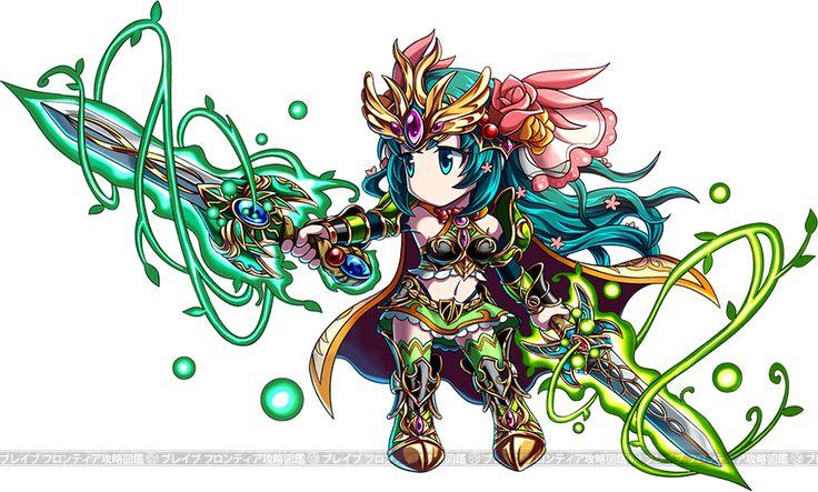 翠女神ファリス