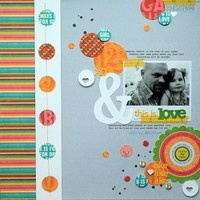 A Project by MelBlackburn from our Scrapbooking Gallery originally submitted 06/07/12 at 07:52 AM