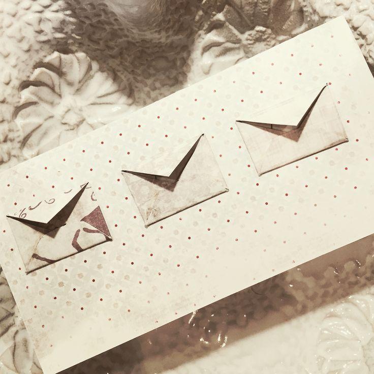 Kuvertkortet - Christmas vars by DiySweden