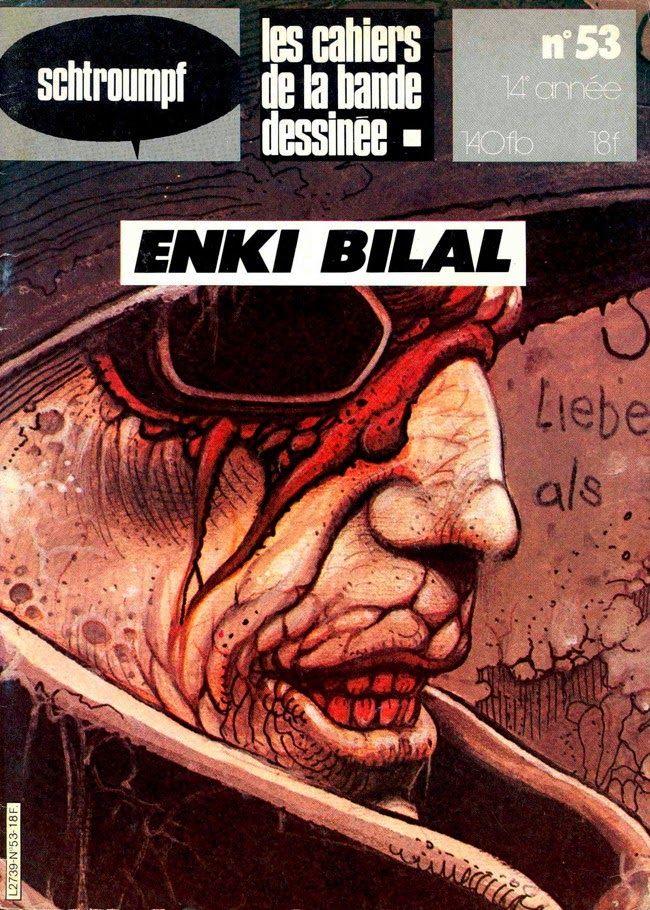 Francomac™: Enki Bilal [OK]