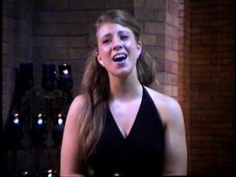 """Soprano Brittany Mruczek performs the Marian hymn """"Czarna Madonna"""" in Polish and English with musical accompaniment by The New Horizons and harmony vocals by..."""