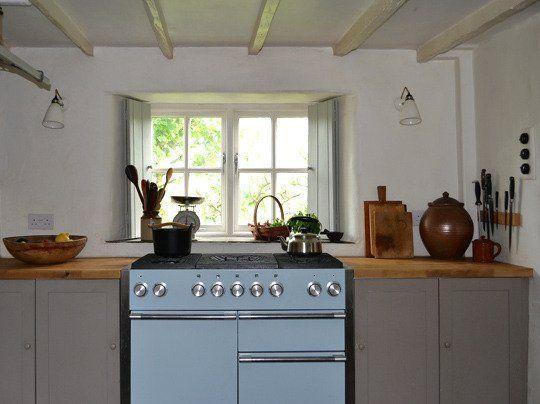 Vintage lakberendezés - Vintage style interior design - Azúr Bagoly
