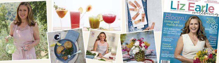 Liz Earle Wellbeing magazine – Summer 2016