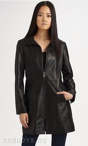 Женские пальто или кожанные френчи