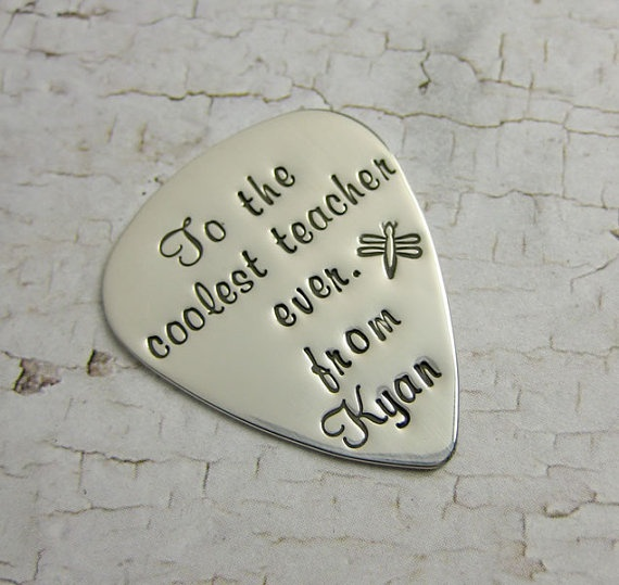 cute music teacher gift :)