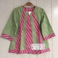 16 best kebaya kutubaru images on Pinterest  Batik fashion Batik