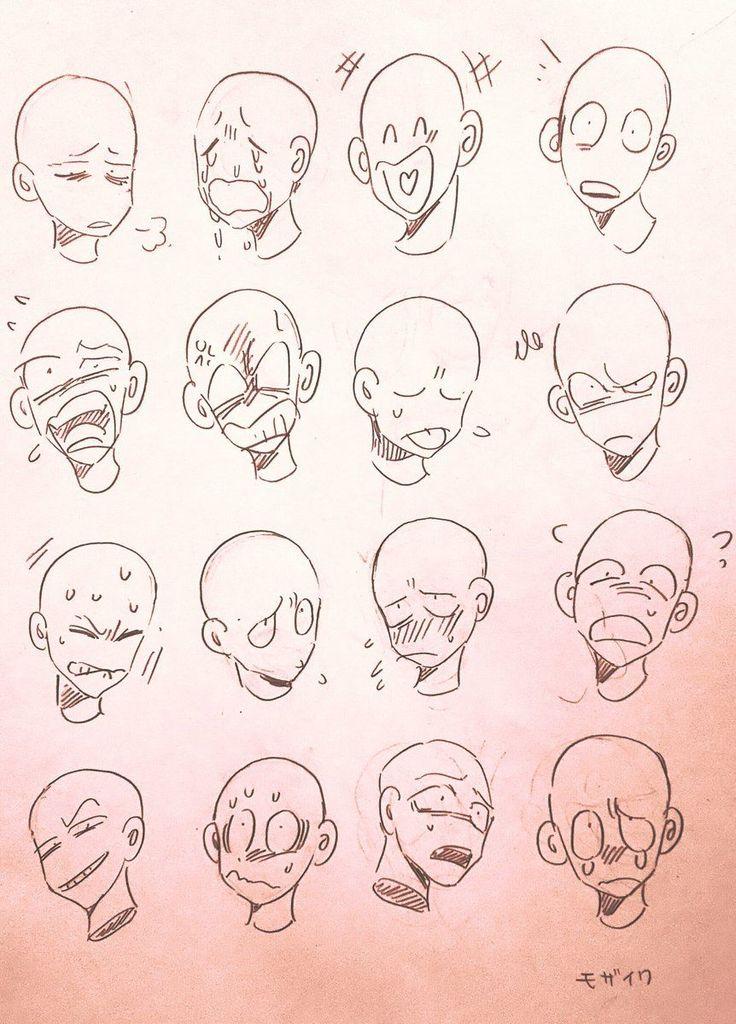 Tits drawing facial expressions hardcore pics