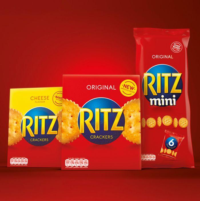 International brand design agency Bulletproofhas modernized the European portfolio for Ritz, the world's number 1 cracker brand, refreshing...