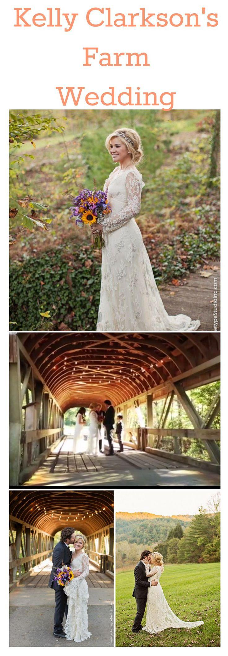 Pinterest the world s catalog of ideas for Kelly clarkson wedding dress replica