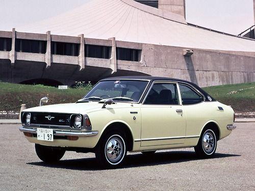 1970 Toyota Corolla Coupe