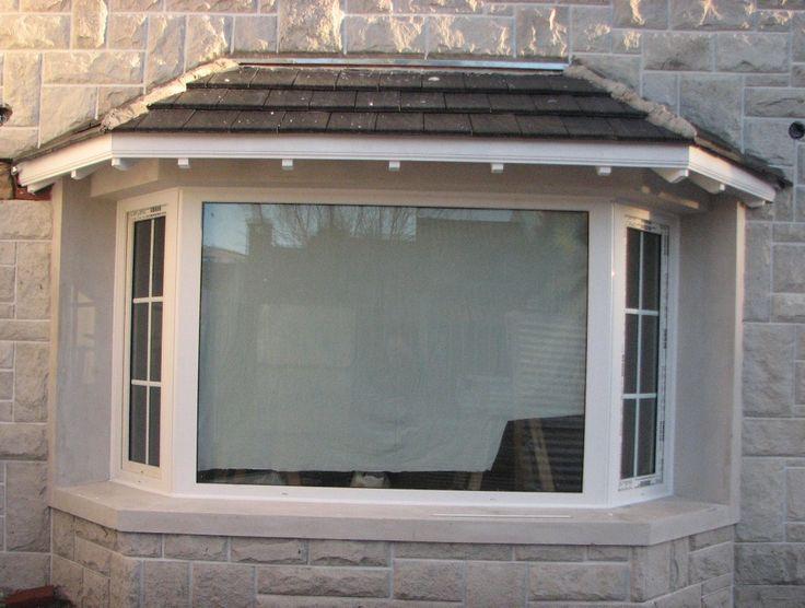 bow windows | Un bow windows es creado por cuatro o más ventanas para formar una ...