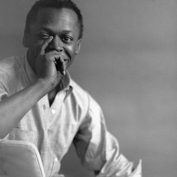 Miles Davis Circa 1955/1956 by Tom Palumbo