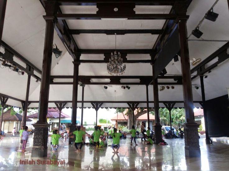Pendopo Jayengrono, Taman Budaya Jawa Timur