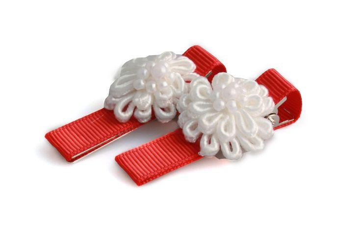 Christina via made by gruvstad - accessoarer (klämmor, rosetter, hårband, diadem