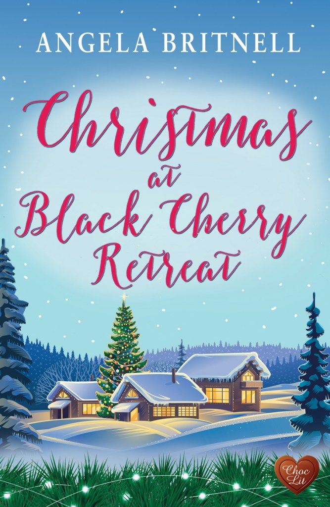 Book Review Christmas At Black Cherry Retreat By Angela Britnell Books And Bindings Christmas Books A Christmas Story Winter Books