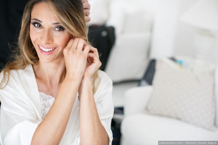 Make up sposa naturale