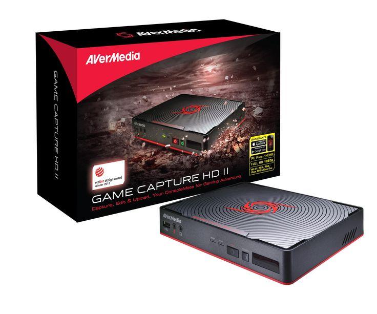 AverMedia C285 Game Capture HD II #WRGamers #AverMedia