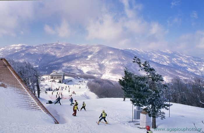 skiing senter