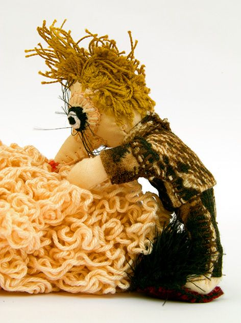 doll stories: Short Story by Neta Amir