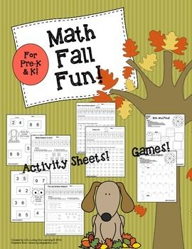 Here's an easy to use packet to support the Counting and Cardinality Math Kindergarten Standards.What's included:6 worksheets/activity sheets2 gamesWorksheets can be used in the classroom, sent home for homework, or placed in a math center. The games are designed to be played with a partner.