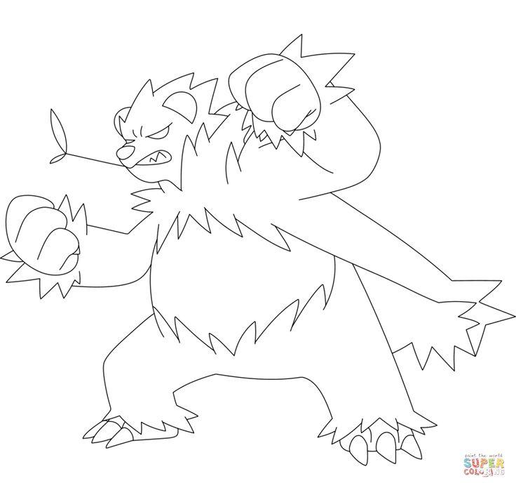 Pokemon Kleurplaten Riolu Mejores 18 Im 225 Genes De Pokemon En Pinterest Dibujos Para