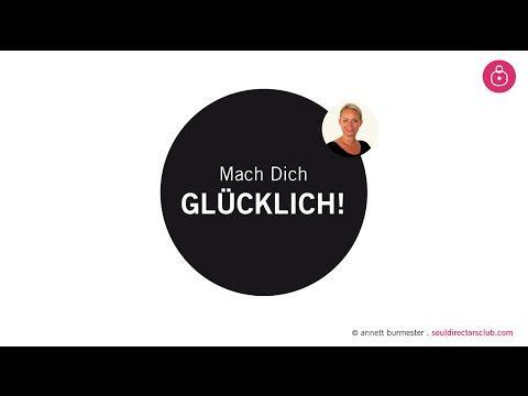 """Soul Directors Club """"MACH DICH GLÜCKLICH!"""""""
