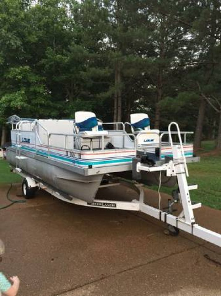 Pontoon For Sale Need Gone ASAP - $3900 (Milan, TN) | Boats For Sale ...
