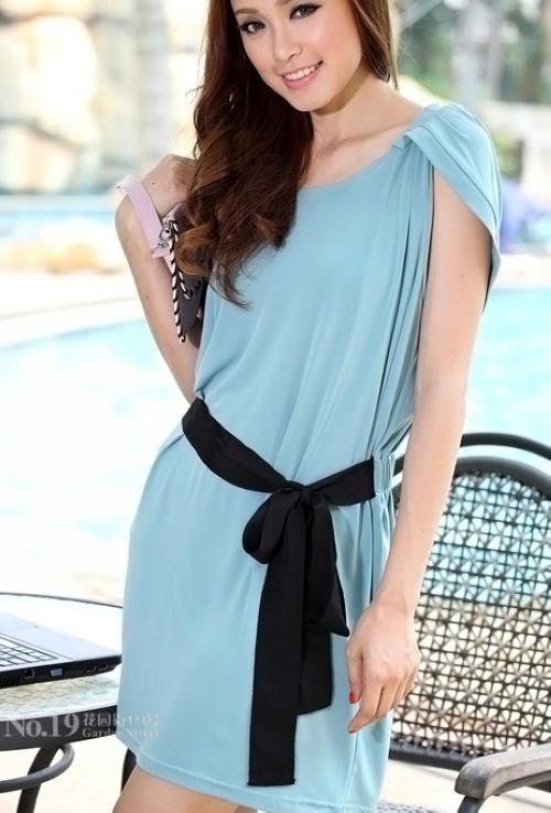: Baby Blue, Bandage Dresses, Buytrends Trendy Dresses, Fashion, Short Casual Dresses, Light Blue Dresses, Mini Dresses, Cocktail Dresses