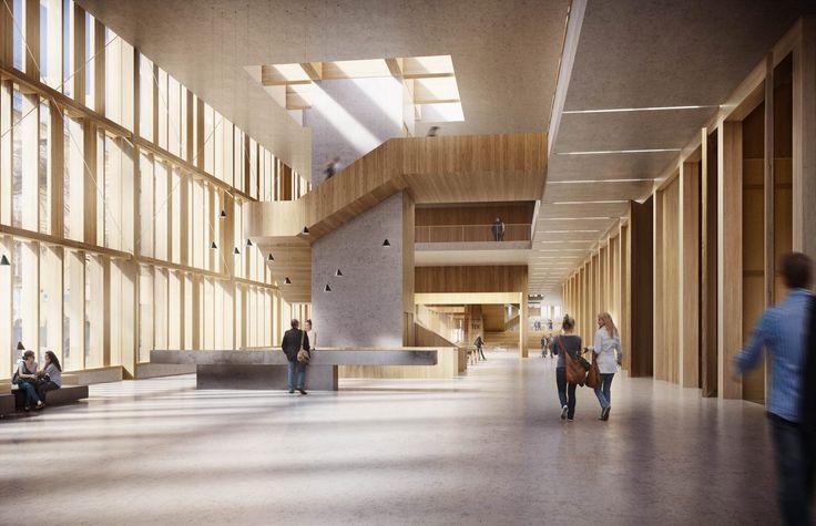 Kjellander Sjöberg architects - Glänta - interior