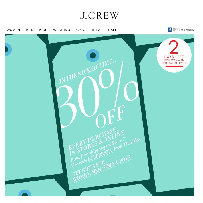 jcrew email