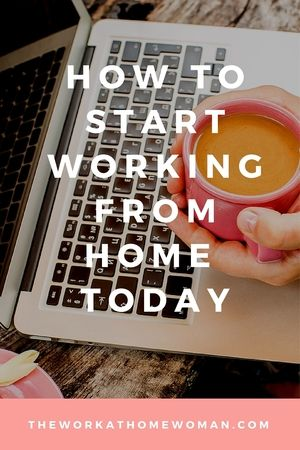 Want to start making money from home today? Here's a step-by-step roadmap to get you started working immediately.