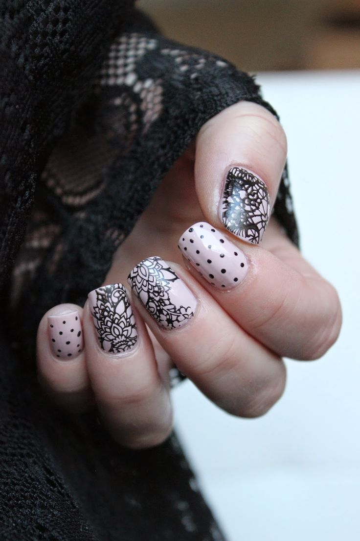 86 best Nail art images on Pinterest | Nail design, Cute nails and ...