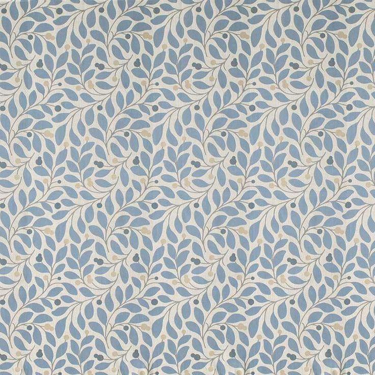 Warwick Fabrics : GOSFORD, Colour DELFT