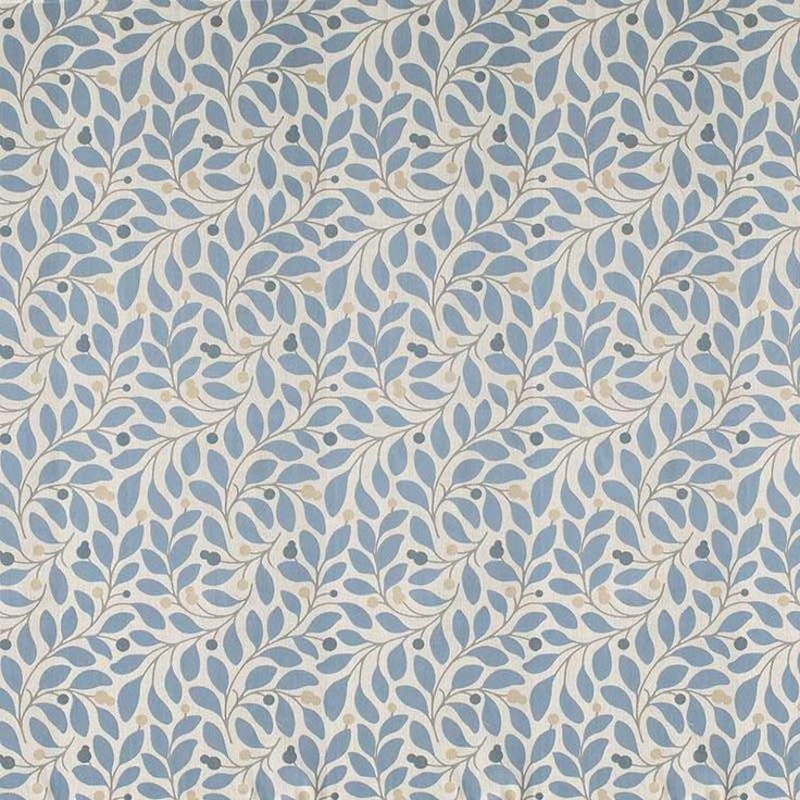 Warwick Fabrics : GOSFORD DELFT