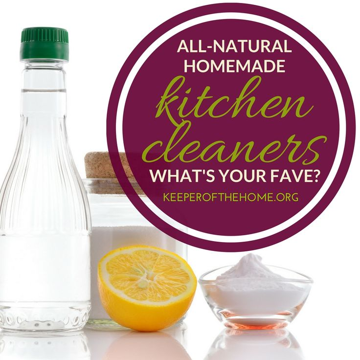 Best 25+ Homemade Kitchen Cleaner Ideas On Pinterest