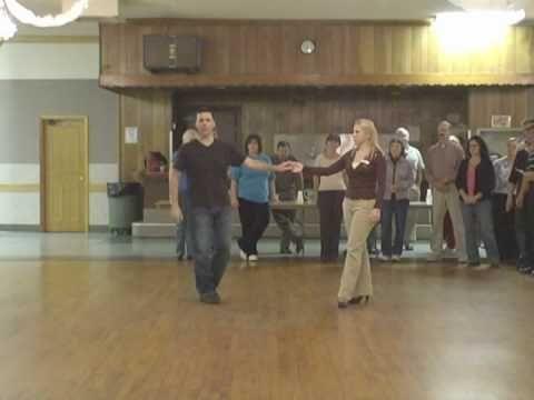 East Coast Swing (10 dance steps) at Dayton Polish Club