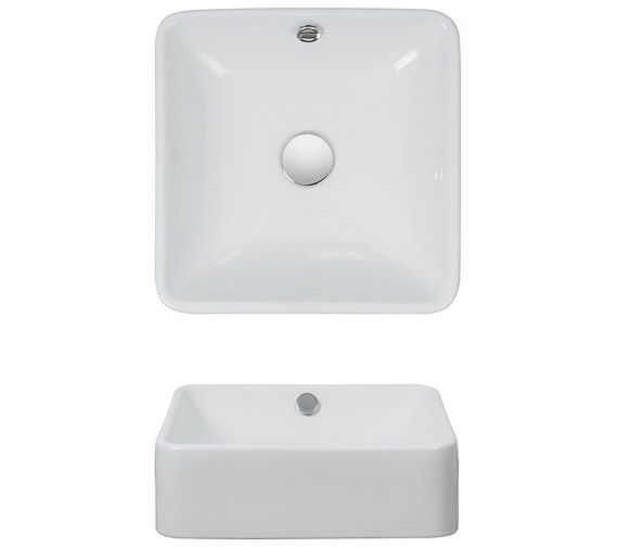 Excellent Quality Bauhaus Sevillas 400mm Countertop Basin at discounted rate. Manufacturing Code of this basin is CT4008SCW