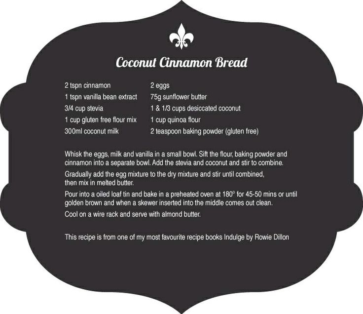 Coconut Bread - Fleurtations with Food