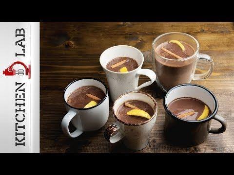 Ζεστή σοκολάτα με κάρδαμο και πορτοκάλι | Άκης Πετρετζίκης
