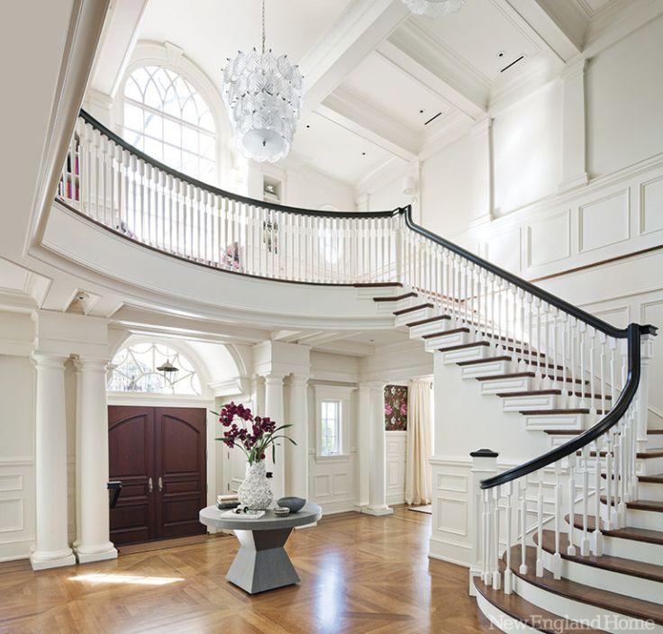 достаточно фото двухэтажных домов внутри лестница по середине надежда заимствовано