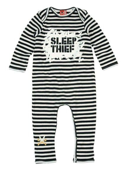 NO ADDED SUGAR  Sleep Thief Playsuit  £28.00