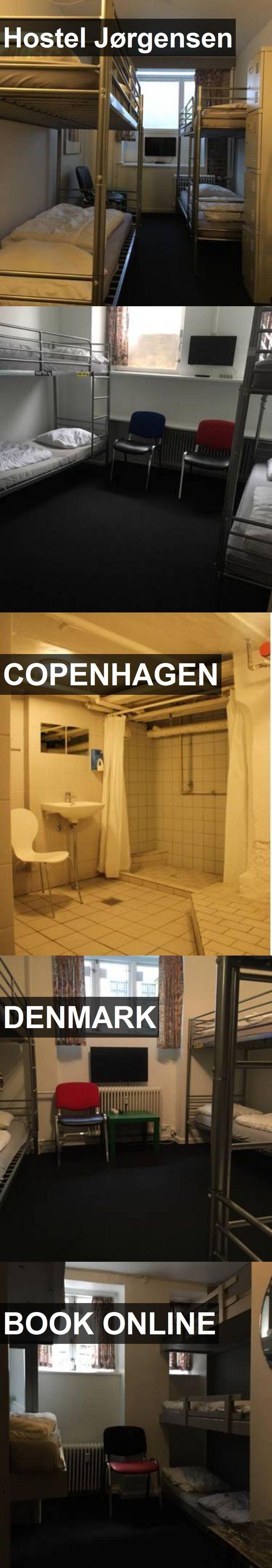 Hotel Hostel Jørgensen in Copenhagen, Denmark. For more information, photos, reviews and best prices please follow the link. #Denmark #Copenhagen #hotel #travel #vacation