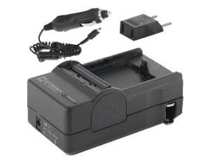 mini battery charger kit for sony camcorder