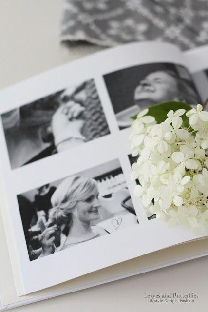 Fotobücher gestalten - Besondere Momente festhalten