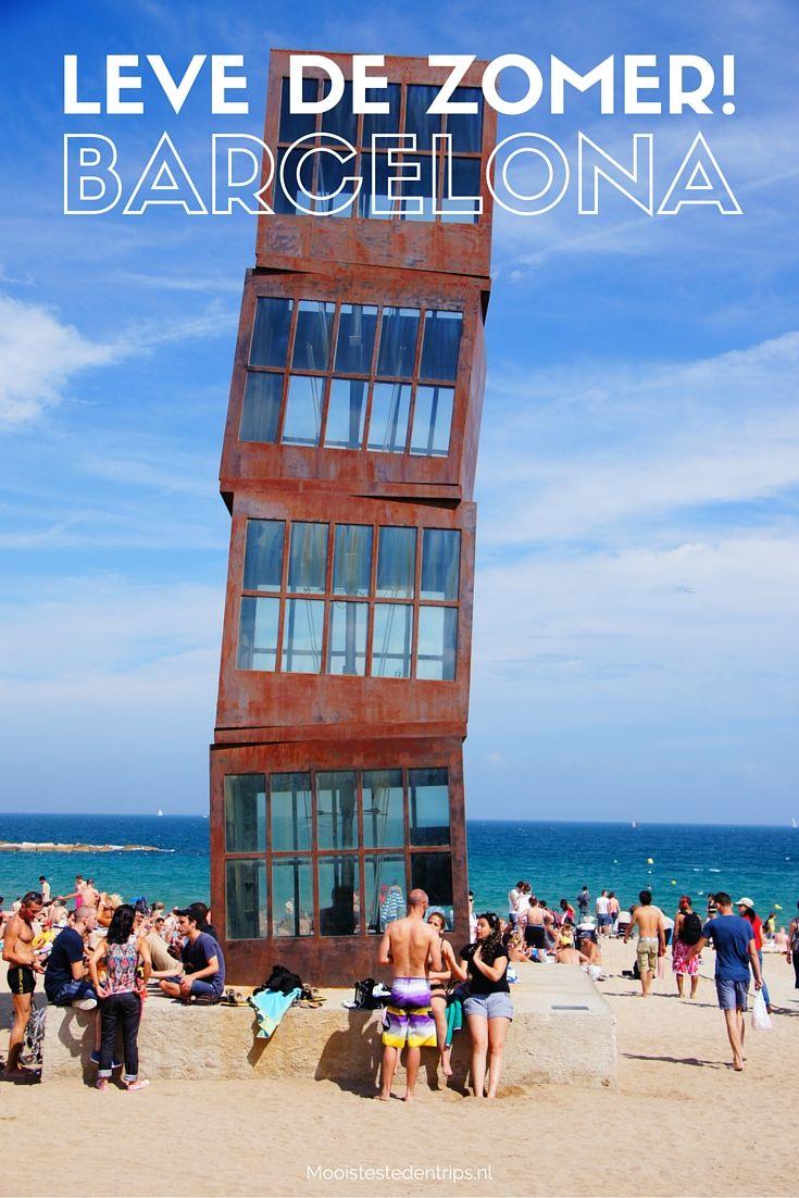 Zin in een zomerse stedentrip? Kun je niet kiezen tussen een stedentrip en een strandvakantie? Kiezen hoeft niet, je kunt gewoon naar Barcelona. Bekijk de leukste tips over een stedentrip Barcelona in de zomer.
