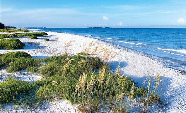 """Fort De Soto Park in St. Petersburg, Florida. --Lisa Marie (From: 27 Perfect Places to Go Camping)"