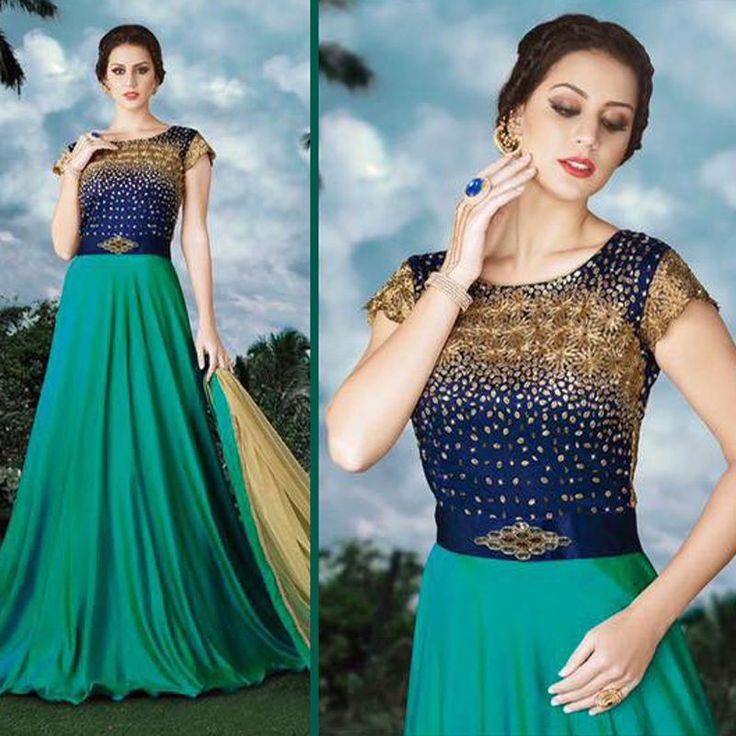 Anarkali Salwar Kameez Wedding Indian Bollywood Pakistani Ethnic Designer Gown  #Shoppingover #SalwarKameez
