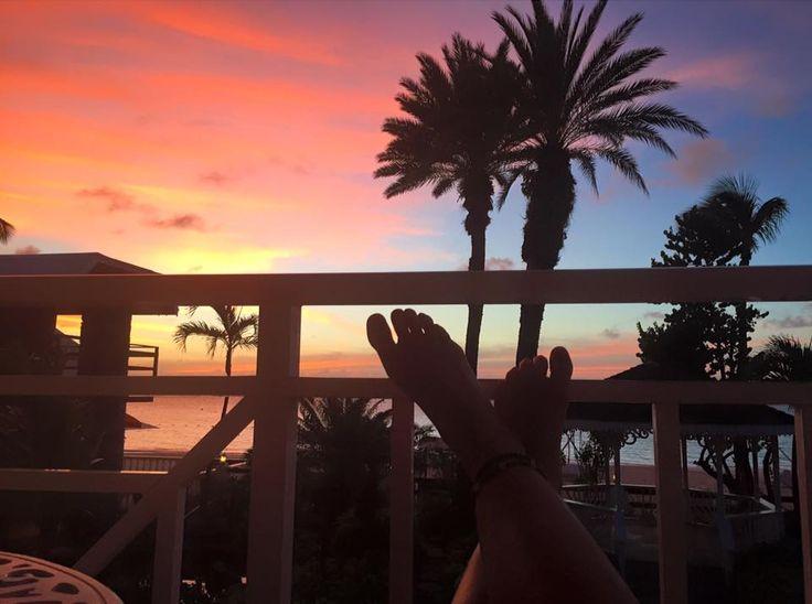 Antigua Sunsets #Travel #Antigua #Sandals